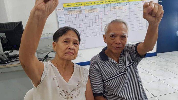Rights advocates slam arrest of peace consultant, wife