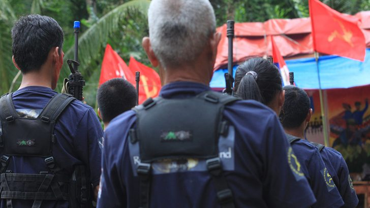 CPP says Duterte has failed to crush the NPA
