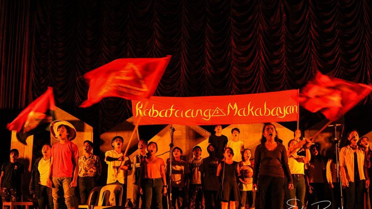 Continuing Bonifacio's legacy | Narratives of youth resistance