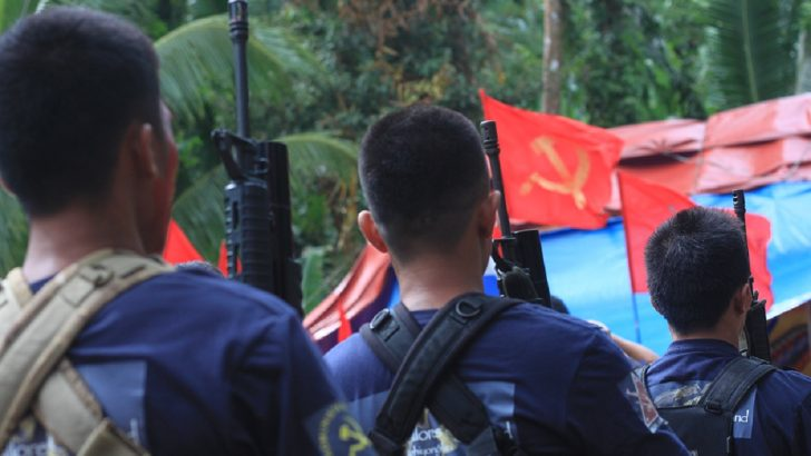 Reds in Bicol vow to frustrate Duterte's 'counterinsurgency' ops