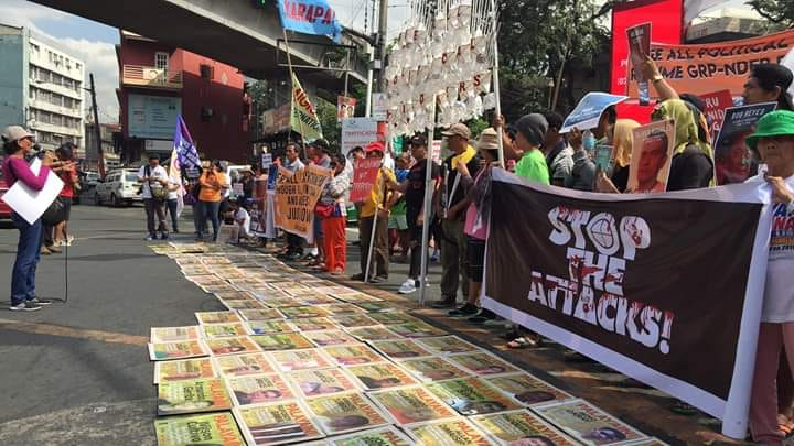 Spotlight on political prisoners as Imelda Marcos remains scot-free