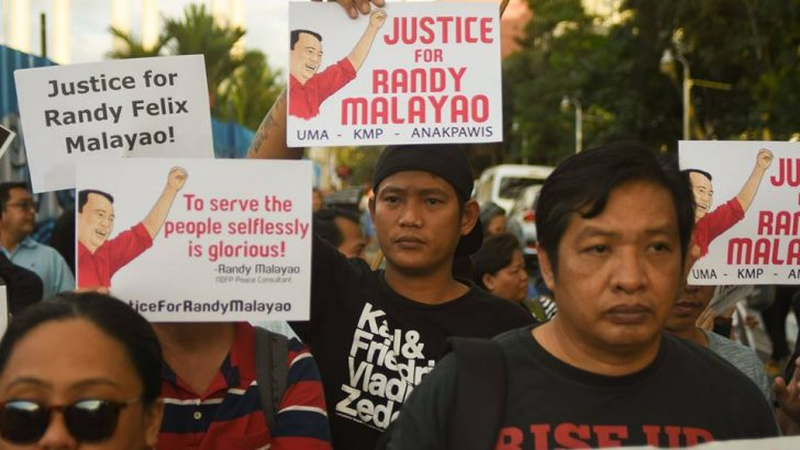 After Malayao's killing: NDFP reconsidering policy of being open to talks with 'murderous Duterte regime'