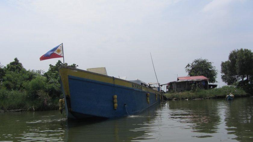 Environmentalists, fisherfolk denounce DENR's 'fake' rehabilitation