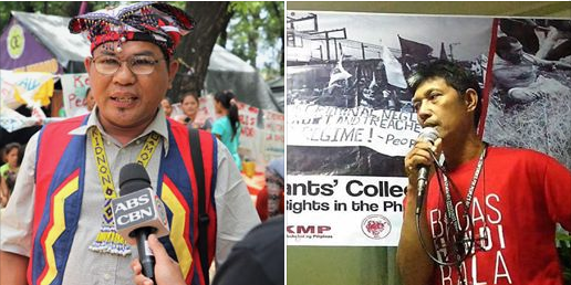 Missing leaders in Mindanao surfaced by the police as 'top NPA leaders'
