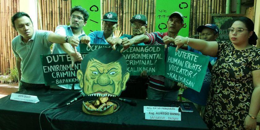 Duterte killings
