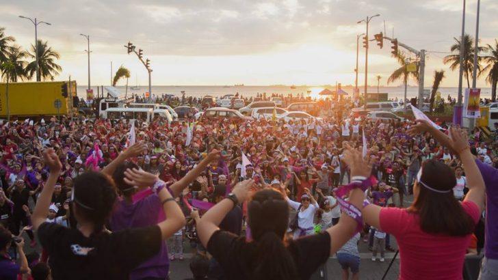 Filipinos rise vs. misogyny, tyranny