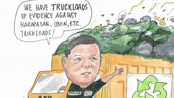 Truckloads of…