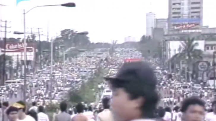 This Week on People's History: 1986 People Power Uprising