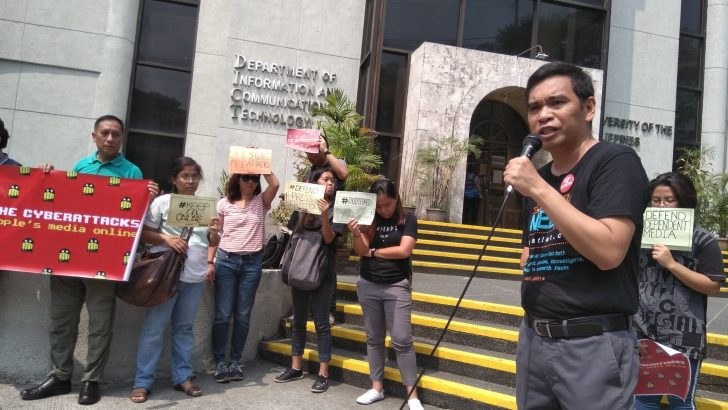 What World Day against Cyber Censorship means to Filipino journalists