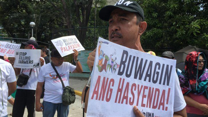 Farm workers decry plantation expansions