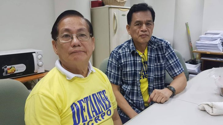 Guns, explosives possession charges filed against newly-arrested NDFP consultant