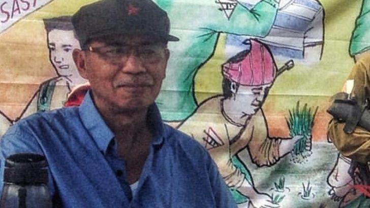 Where is Frank Fernandez? NDFP asks former priest's captors