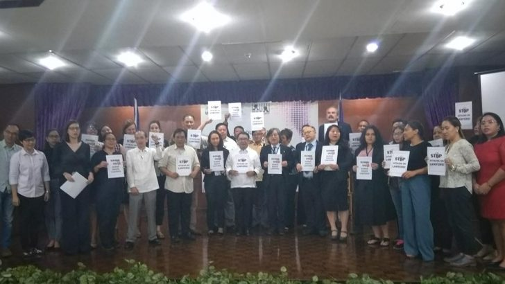 International lawyers' groups to probe attacks on Filipino counterparts