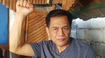 GRP agents arrest NDFP peace consultant Renante Gamara