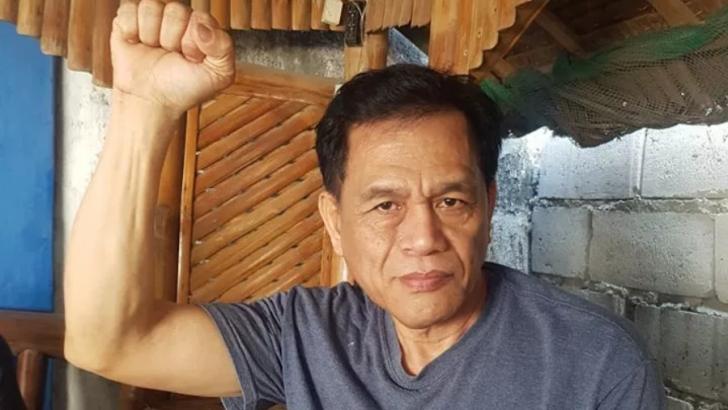 GRP agents arrest NDFP peace consultant Renante Gamara