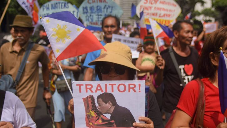 'Duterte acting treasonous with matrix from foreign intelligence' — Neri Colmenares