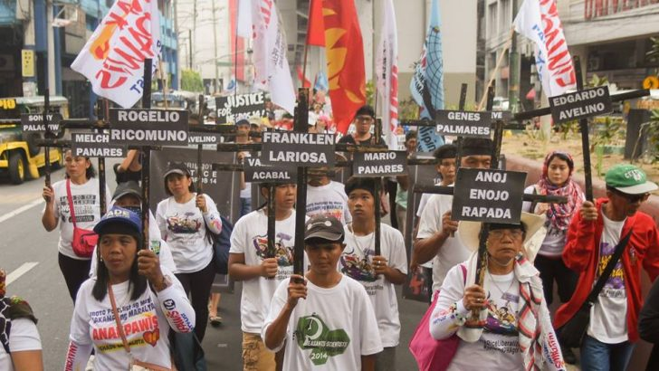 Groups demand justice for killed farmers