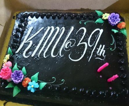 KMU cake