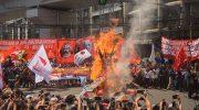 Labor Day protest blasts 'worst unemployment, tyranny under Duterte'