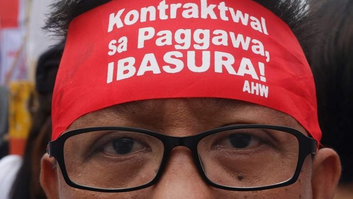 Contractualization, poor pay continue to hound health workers