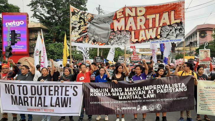 800,000 rights abuses recorded in 2 years of Martial Law in Mindanao — rights group