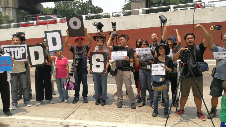 World Press Freedom Day in the Philippines