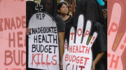 Budget cuts to make health care more inaccessible