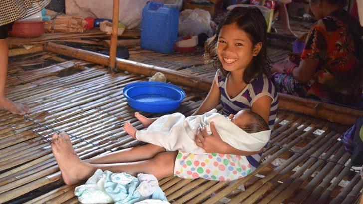 Lumad girl