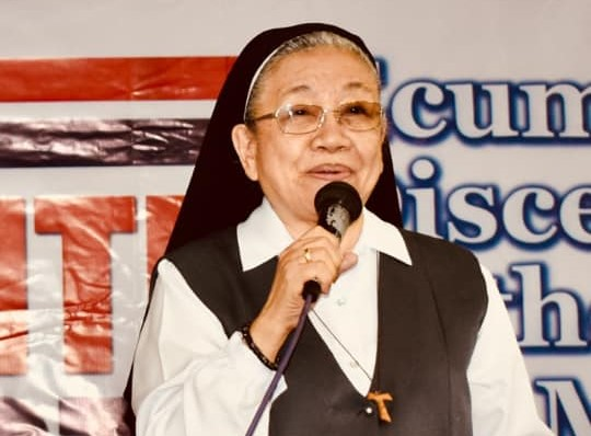 Peace advocate Sr. Cres passes on