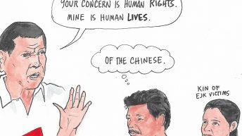 Concern for human lives