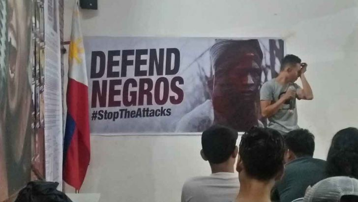 66 killed under Duterte, advocates call for defense of human rights in Negros