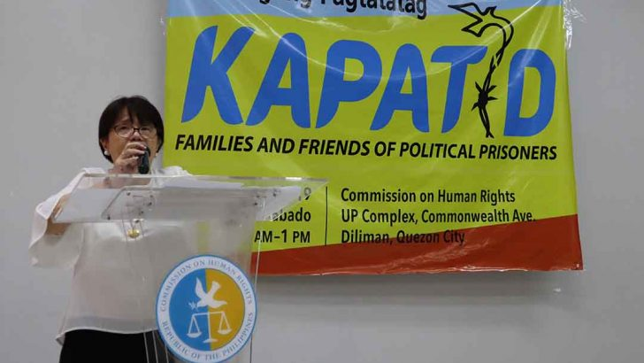 'Political prisoners in Bicutan will not be transferred'  — BJMP