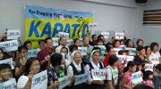 Kin, friends form Kapatid to press for release of political prisoners
