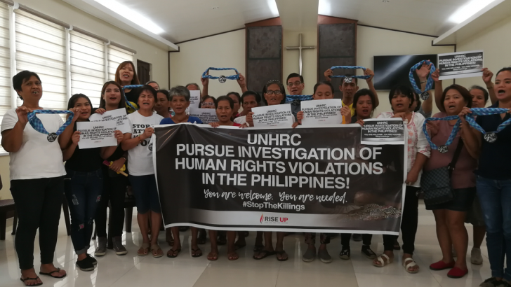 Kin of victims of 'drug war' urge UN to probe cases in PH