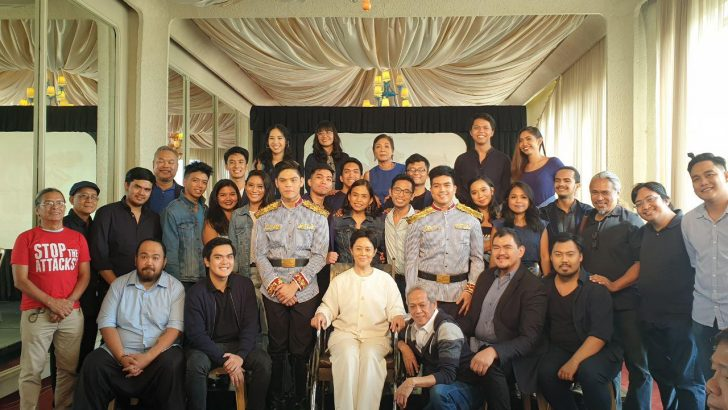 Tanghalang Pilipino launches 33rd season with 'Mabining Mandirigma'