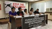 Cooperate or resign, PH govt told on UN probe