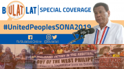 #UnitedPeoplesSONA2019 | Special coverage