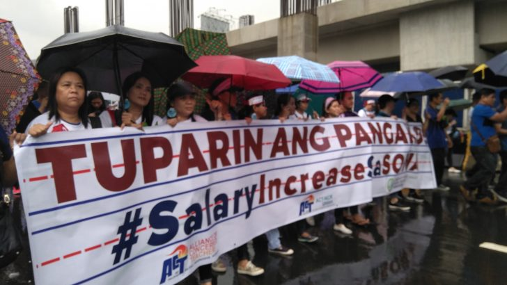 Teachers dismayed with promise of minimal salary hike