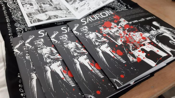 Artists group launches comics about killings of Negros farmers