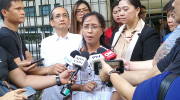 Respondents to writ of amparo petition a no show in hearings