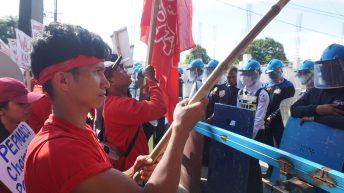 Cops disperse Pepmaco strike, arrest workers