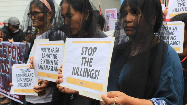 Déjà vu: Stop the Killings campaign given new push