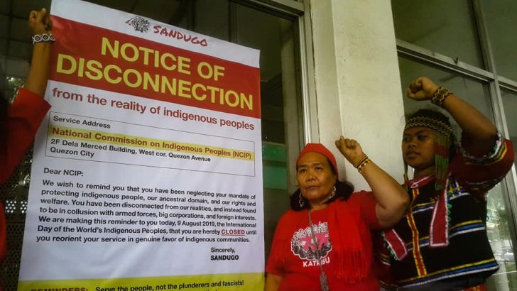 Rights abuses, land grabbing confront indigenous peoples in PH