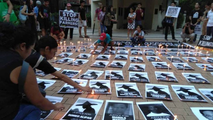 August 20 set as national day of mourning, protest vs killings
