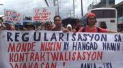 Monde Nissin strike compels management to deal with workers' demands