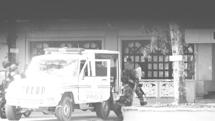 Cops harass campus journalists in Samar
