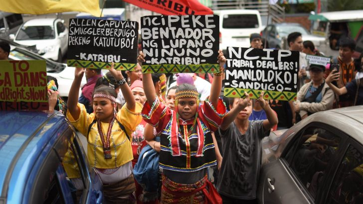 Filipino minorities mark International Day of World Indigenous Peoples