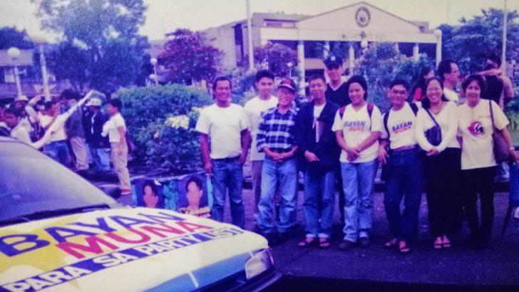 #KuwentongBM: Campaigning for Bayan Muna in 2001