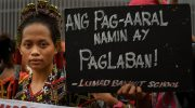 'Permanent closure order to deprive Lumad children of education'