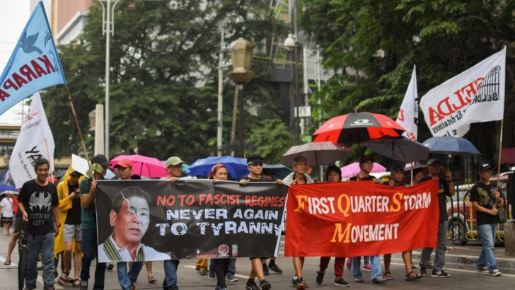 Martial law survivors slam bill declaring Sept. 11 as Marcos day
